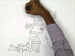 how to draw a treehouse step by step. Perfect Draw How To Draw A Tree House On To A Treehouse Step By