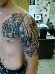 в нанесении татуировки больше нет таинства благовещенский мастер