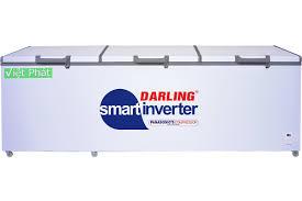 Tủ đông Darling DMF-1579ASI Inverter 1700L 3 cánh Giá rẻ T12/2020