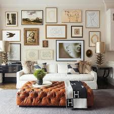 leather furniture design ideas. art wall over sofa with hermes avalon blanket leather furniture design ideas v