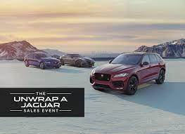 Unwrap A Jaguar Sales Event Jaguar Car Sale Event Jaguar