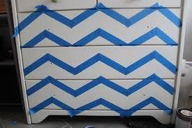 diy dresser makeover love me some chevron chevron painted furniture