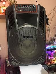 Loa karaoke Bluetooth công suất lớn - vechai.org