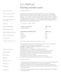 Sample Special Education Teacher Resume Sample Special Education
