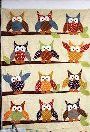 free owl quilt block pattern - Google Search | Sewing | Pinterest ... & free owl quilt block pattern - Google Search Adamdwight.com