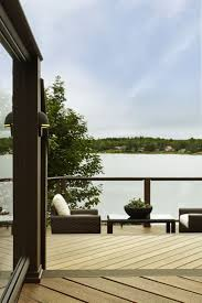 glass baers for decks gl baers deck railing systems cost stair home depot frameless detail