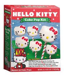 Brand Castle Hello Kitty Cake Pop Set Zulily