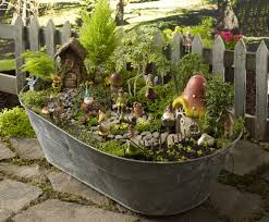 garden items. Fairy Garden Items \u2013 Attractive The Fun Of Designing A Is Finding Unusual Containers