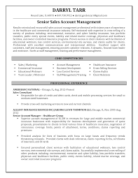 Insurance Manager Resume 10 Sales Resume Samples Hiring Managers Will Notice And Format For