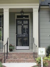 super exterior storm doors best storm doors ideas on front