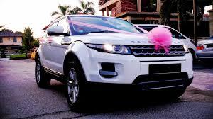 Wedding Car Decorate Redorca Malaysia Wedding And Event Car Rental Bridal Car Decoration