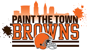 Paint The Town Browns Logo « The Dawg's Dish