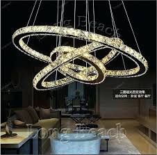 chandelier great hot diamond ring led crystal chandelier light modern throughout modern chandelier lighting ideas large chandelier for