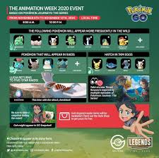 Animation week event: Lugia will be back : pokemongo