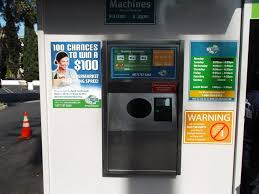 Reverse Vending Machine Recycling Simple Reverse Vending Machine RVM Yelp