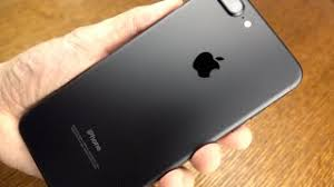 iphone 7 plus black unboxing. thumbnail: iphone 7 plus unboxing \u0026 fingerprint test iphone black