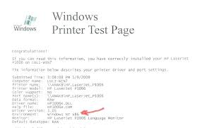 Color Printer Test Page Samsung Laser Hp Epson 6 Print Coloring