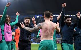 Tottenham edge past Manchester City with dramatic late VAR ...