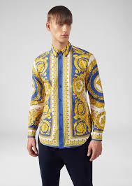 Crazy Shirts Models Versace Fashion Shirts For Men Official Website