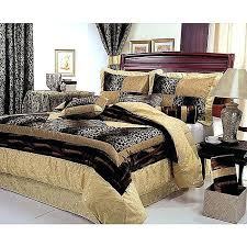 tiger print bedding animal glamours cheetah sets colorful mart all for leopard queen size leopard print quilt animal