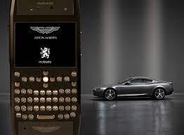 Mobiado Launches The Grand 350 Aston Martin Phone Autoevolution