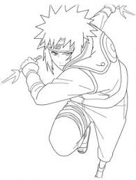 Small Picture Naruto anime coloring pages for kids printable free Coloring