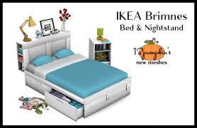 ikea brimnes bed. IKEA Brimnes Bed And Nightstand By 13Pumpkin Ikea