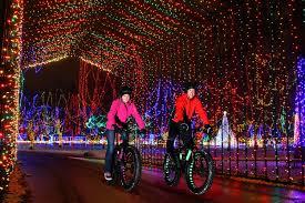 Holiday Lights Mankato Kiwanis Holiday Lights At Sibley Park In Mankato Mn Drive