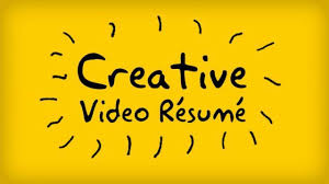 Video Resume Creative Video Resume Kassem Jamal YouTube 2