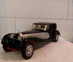 With the type 41 royale, in 1926, bugatti presented the strongest, largest and most for ettore bugatti, the royale was the culmination of his creation. Franklin Mint Scale 1 16 Bugatti Royale Coupe De Ville Catawiki