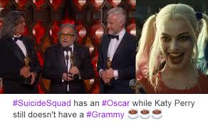 os 2017 squad won the academy award for best makeup and hairstyling twitter came up with the best jokeemes