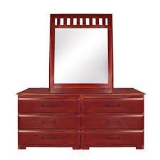 weston home hayworth 6 drawer dresser
