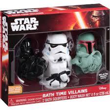Bathroom Gift Disney Star Wars Galactic Grape Scented Bath Time Villains Gift