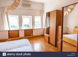 Light Wood And White Bedroom New Clean White Bed Simple Minimalist Light Wood Wooden