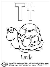 Small Picture Preschool Letter T Coloring Pages Get Coloring Pages