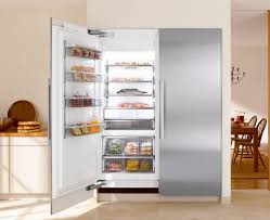 miele built in refrigerator. Fine Built Miele MasterCool Series MIREFR42  Kitchen View To Built In Refrigerator F