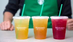 anheuser busch teams up with starbucks to launch teavana ready to drink teas in 2017