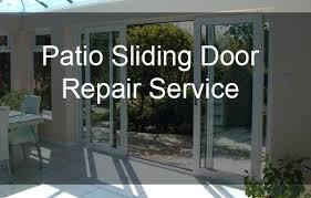 fix patio door sliding patio door repair replacing pella patio door rollers fix loose patio door