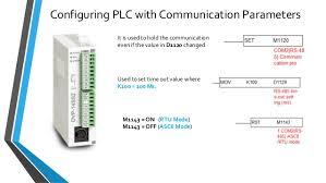 plc vfd modbus communication 6 configuring plc