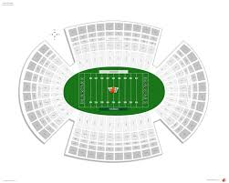 Foreman Field Seating Chart Part 4 Price Chart