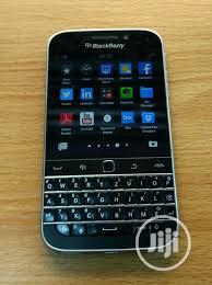 BlackBerry A10 16 GB Black in Mushin ...