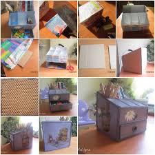 diy desk organizer tutorial. Simple Desk More DIY Ideas U003cu003c Inside Diy Desk Organizer Tutorial Y