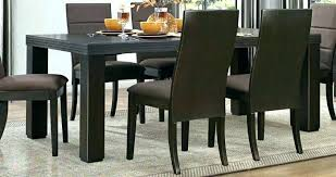 espresso round dining table with leaf round espresso dining table espresso dining room furniture contemporary dark