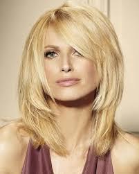 Medium Hairstyles Layers Layered Medium Length Hairstyles With Bangs Ideas