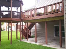 diy screen porch design ideas photos gallery decks and patios under deck