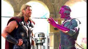Avengers: Age of Ultron Blu-Ray Feature - Becoming Vision (HD) Paul Bettany  Marvel Movie 2015 - YouTube