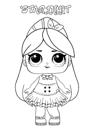 Suitable for girls of all ages. Lol Surprise Dolls Coloring Pages Print Them For Free All The Series