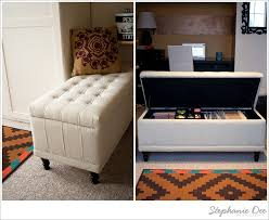 file cabinet bench. Delighful Cabinet DIY Project Storage Bench File Cabinet  Stephanie Dee Photography  Ross  Always Seems To Have Storage Ottomans Pretty Cheap I Just Make Sure The  Throughout Pinterest