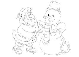 Kerst Kleurplaat Kerstman Krijg Duizenden Kleurenfotos Van De Beste