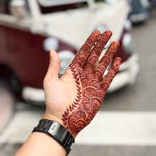 Best And Simple Mehandi Designs 15 Best Mehndi Designs For Navratri 2018 Photos
